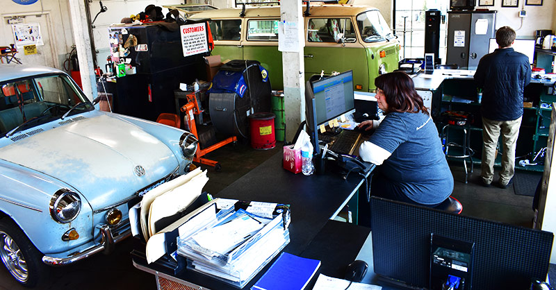 Aircooled VW Repair Portland