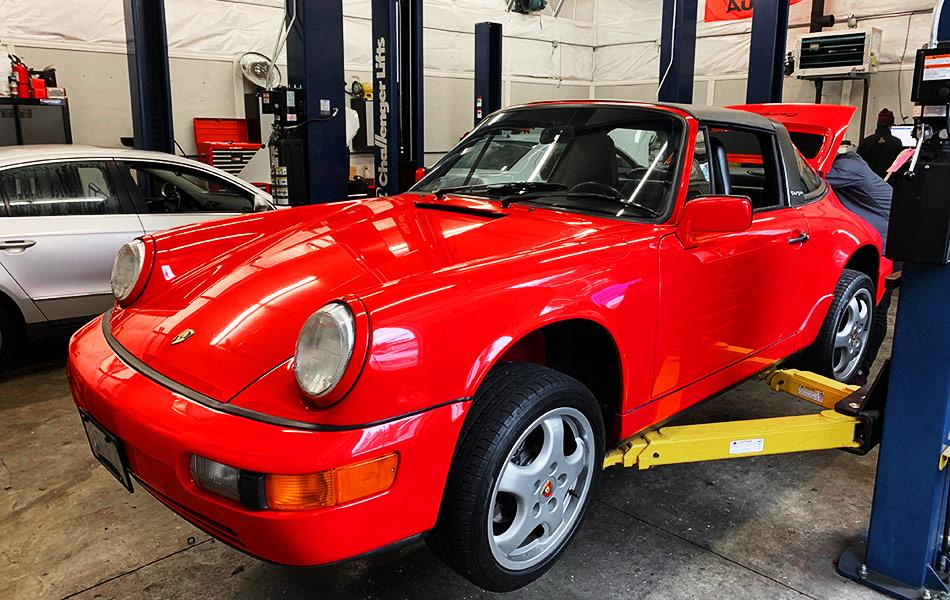 Porsche Repair Portland