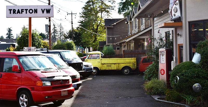 VW Repair Portland