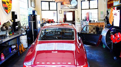 Aircooled Porsche Portland