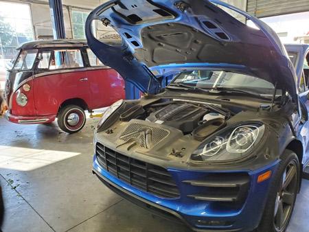 Porsche Engine Rebuild Shop Portland