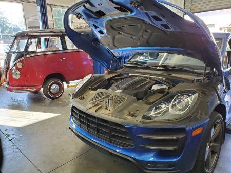 Porsche Service Portland