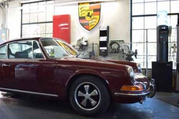 Porsche Maintenance In Portland Oregon