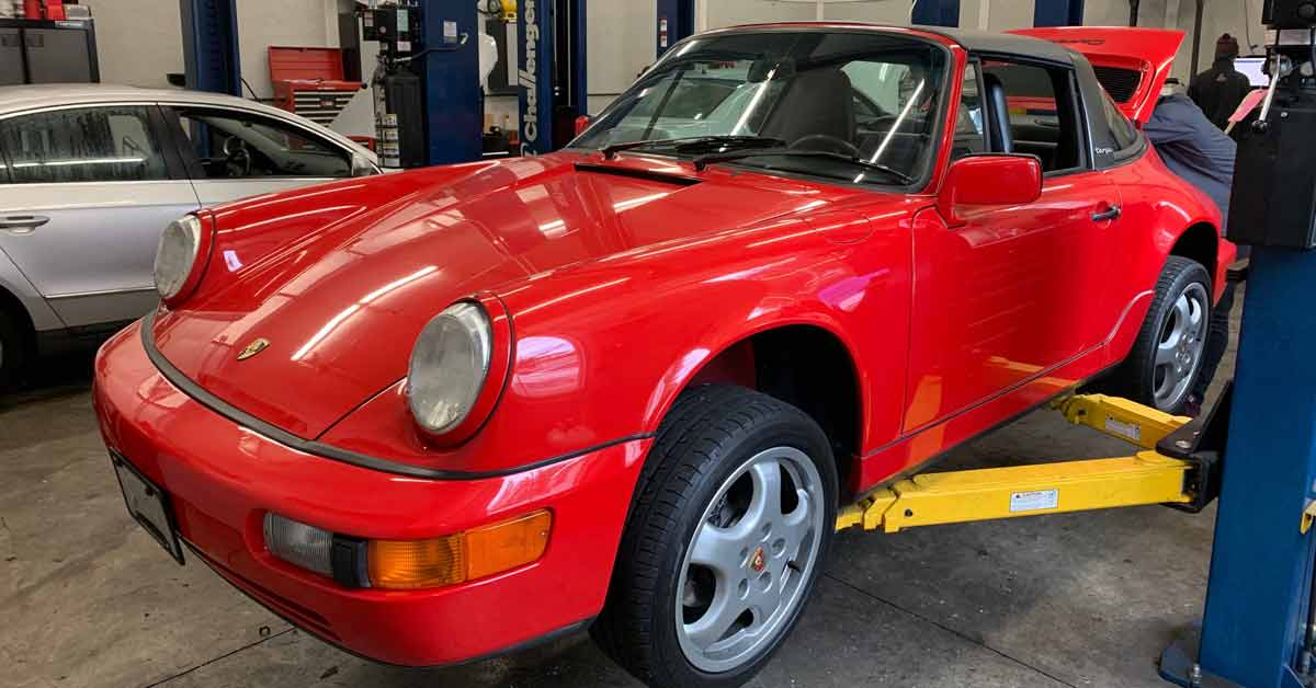 Porsche Service In Portland Oregon