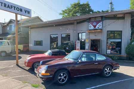 Porsche Rebuild Portland